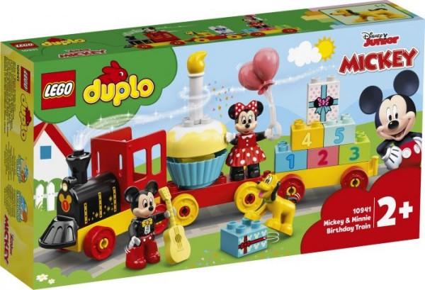 LEGO® DUPLO® 10941 Mickys und Minnies Geburtstagszug