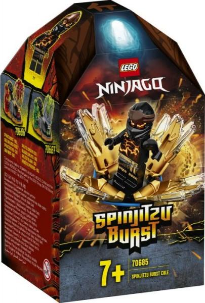 LEGO® NINJAGO 70685 Coles Spinjitzu-Kreisel