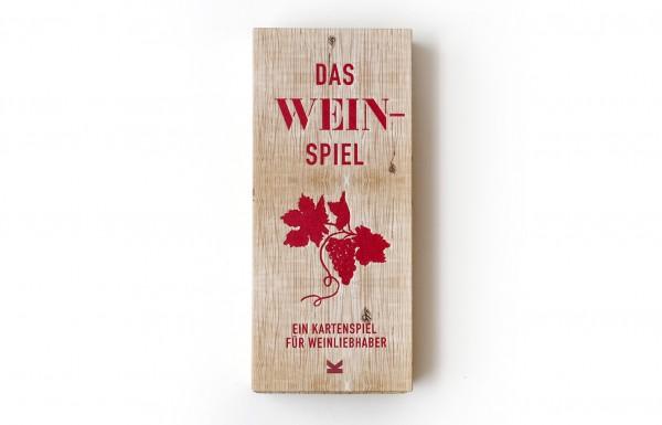Das Wein-Spiel Ein Kartenspiel für Weinliebhaber