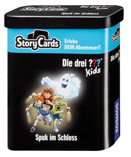 StoryCards - Die drei ??? Kids Spuk im Schloss