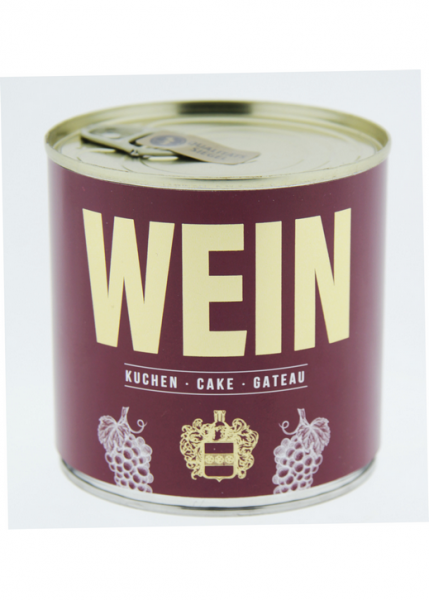 Wondercandle Cancake Wein