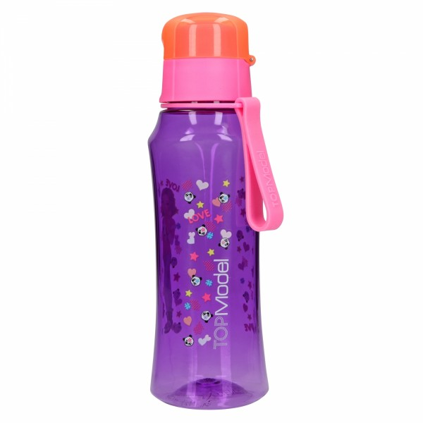 TOPModel Trinkflasche, lila