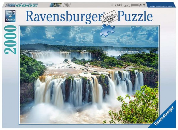 Wasserfälle von Iguazu, Brasilien