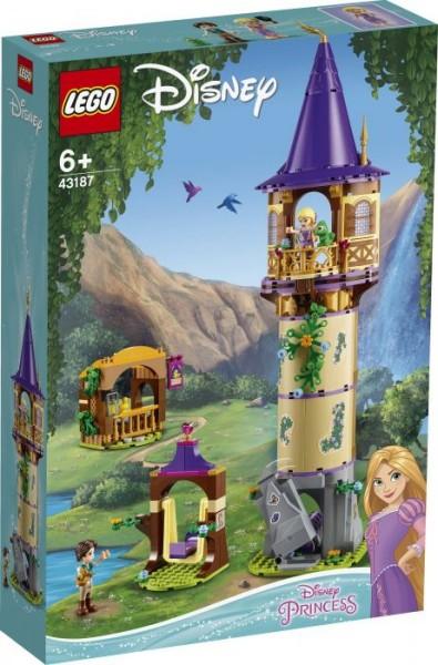 LEGO® Disney Princess 43187 Rapunzels Turm