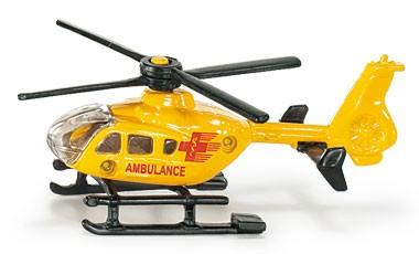 Rettungs-Hubschrauber