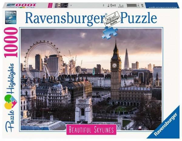 Puzzle - London - 1000 Teile
