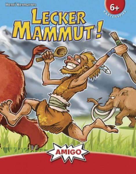 Lecker Mammut!