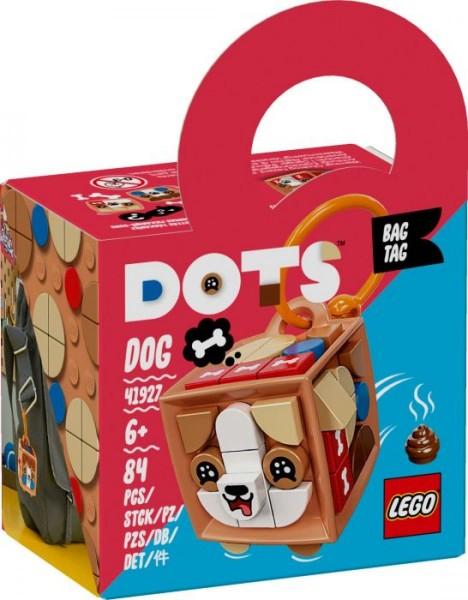 LEGO® DOTS 41927 Taschenanhänger Hund