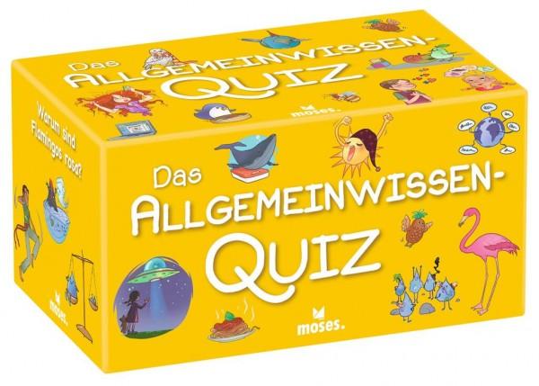 Das Allgemeinwissen Quiz