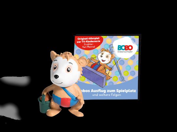 Bobo Siebenschläfer - Bobos Ausflug zum Spielplatz und weitere Folgen