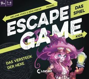 Escape Game Kids - Das Spiel - Das Versteck der Hexe
