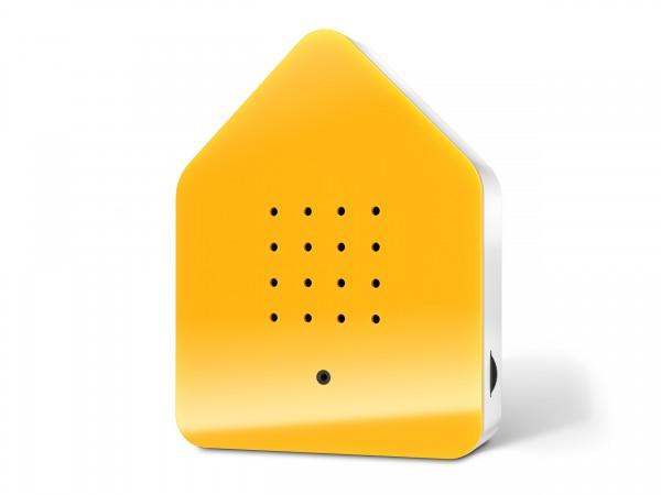 Zwitscherbox Klassik, Gelb