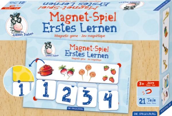 Die Lieben Sieben Magnetspiel Erstes Lernen