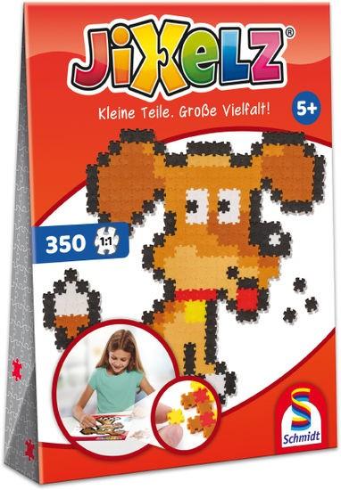 JIXELZ Hund, 350 Teile
