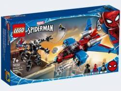 LEGO® Marvel Super Heroes 76150 Spider-Men Spiderjet vs. Venom Mech