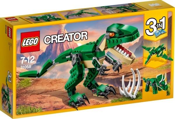 LEGO® Creator 31058 Dinosaurier, 174 Teile