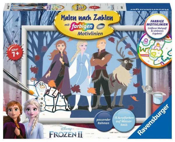 Disney Frozen II Abenteuerreise