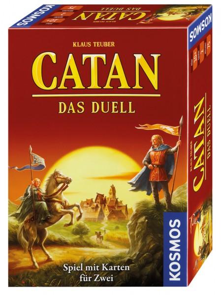 CATAN - Das Duell Spiel mit Karten für Zwei