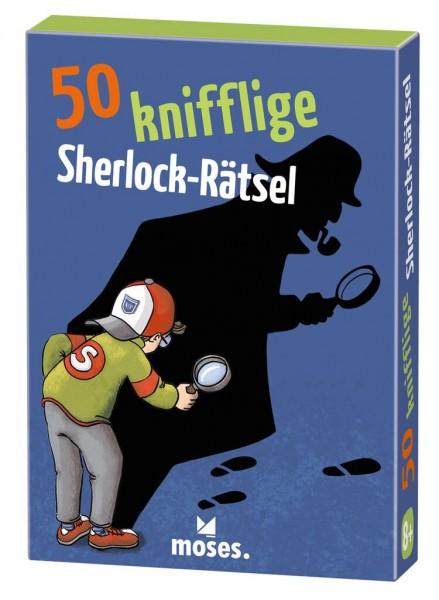 50 kniffelige Sherlock Rätsel