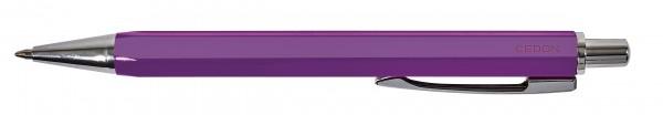 Kugelschreiber lila