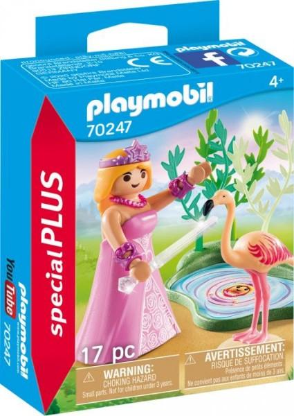 PLAYMOBIL Prinzessin am Teich