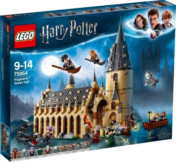 LEGO® Harry Potter 75954 Die große Halle von Hogwarts