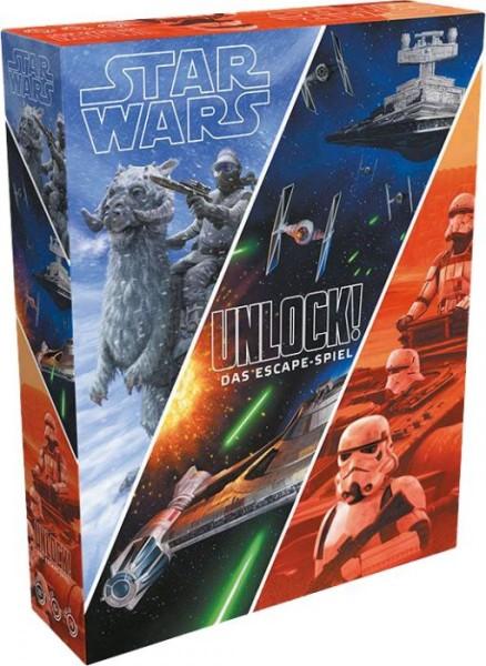 Asmodee Unlock! - Star Wars