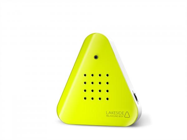 Lakesidebox Neon Gelb