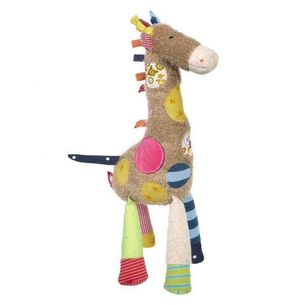 Giraffe Patchwork Sweety