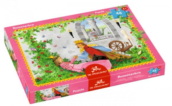 Boxpuzzle - Dornröschen (48 Teile)