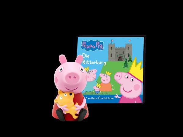 Peppa Pig - Die Ritterburg