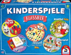 Kinderspiele Klassiker