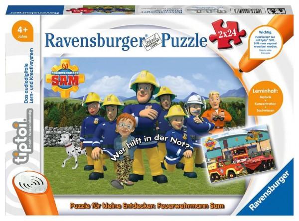 tiptoi® Puzzle für kleineEntdecker: Feuerwehrmann Sam