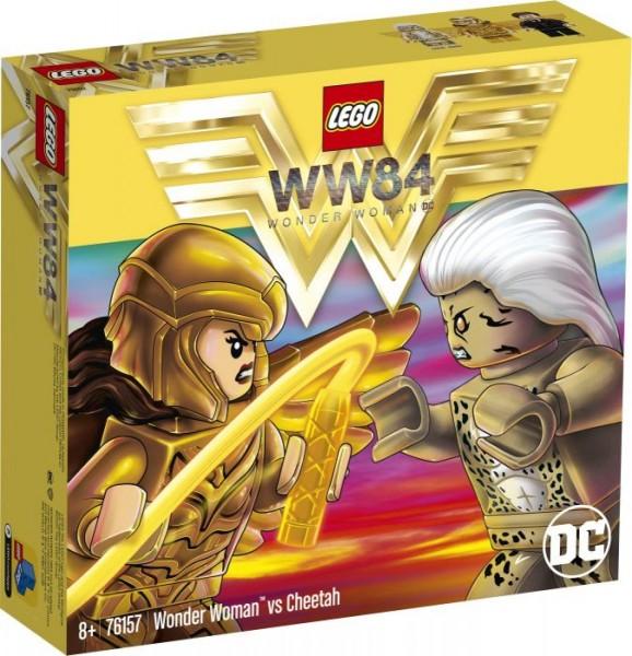LEGO® DC Universe Super Heroes 76157 Wonder Woman vs Cheetah