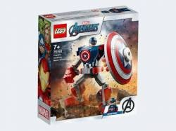 LEGO® Marvel Super Heroes 76168 Captain America