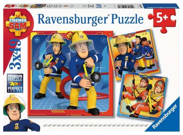 Unser Held Feuerwehrmann Sam (3x49 Teile)
