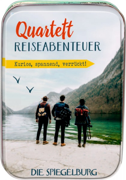 """Quartett """"Reiseabenteuer"""" Reisezeit"""