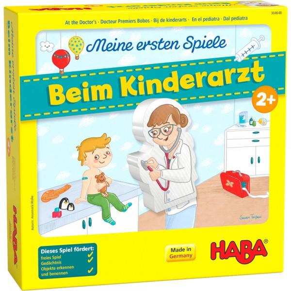 Meine ersten Spiele – Beim Kinderarzt