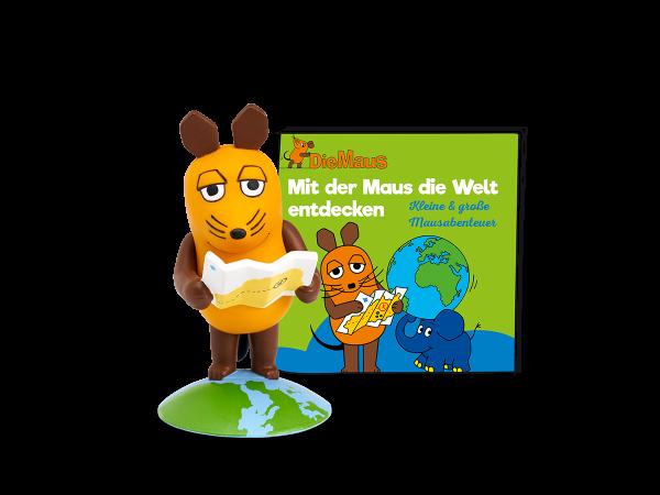 Die Maus - Mit der Maus die Welt entdecken
