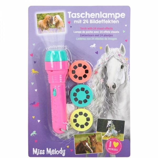 Miss Melody Taschenlampe mit Bildeffekten