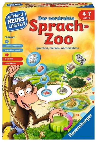 Der verdrehte Sprach Zoo
