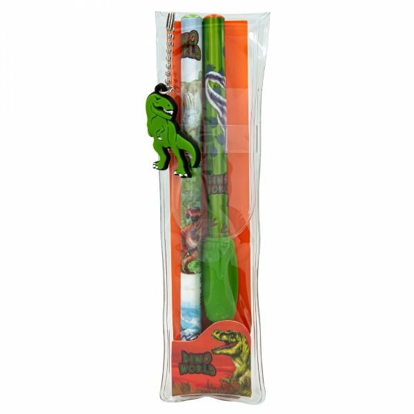 Dino World Bleistift-Set