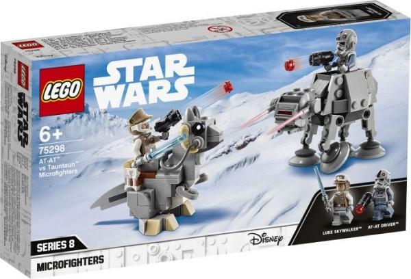 LEGO® Star Wars 75298 AT-AT vs Tauntaun Microfighters