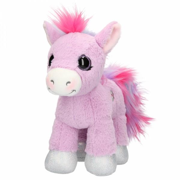 Ylvi & the Minimoomis Pony Liloo Plüsch, 24 cm