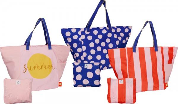 Taschenzauber Großer Shopper (verschiedene Designs zur Auswahl)
