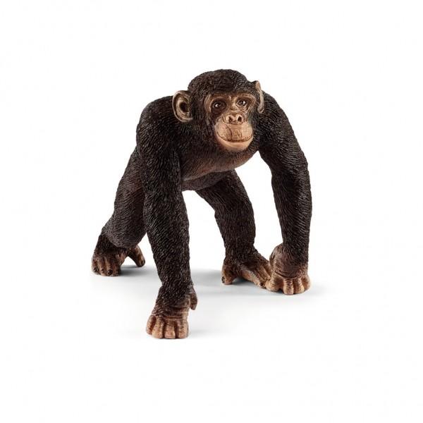 Schleich Wild Life 14817 Schimpanse Männchen