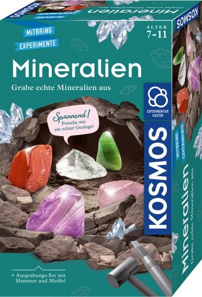 Mineralien - Ausgrabungs-Set