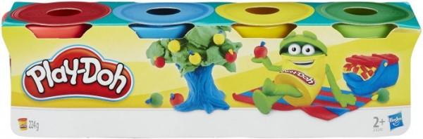 Play-Doh Schulknete Mini 4 Pack