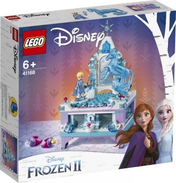 LEGO® Disney Princess 41168 Elsas Schmuckkästchen