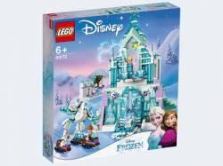 LEGO 43172 Princess Elsas magischer Eispalast